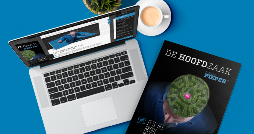 Marketing Magazine De Hoofdzaak